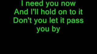 Avril Lavigne- Innocence Lyrics