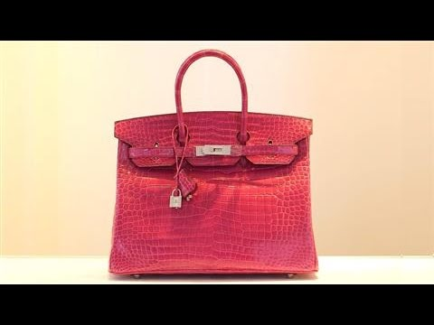 Hermès Birkin Bag Sells for Record $222K At Auction