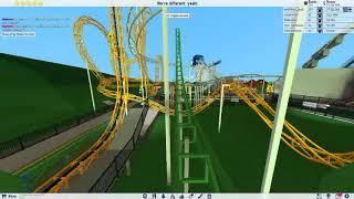 King Da Ka, ROBLOX (Theme Park Tycoon 2).