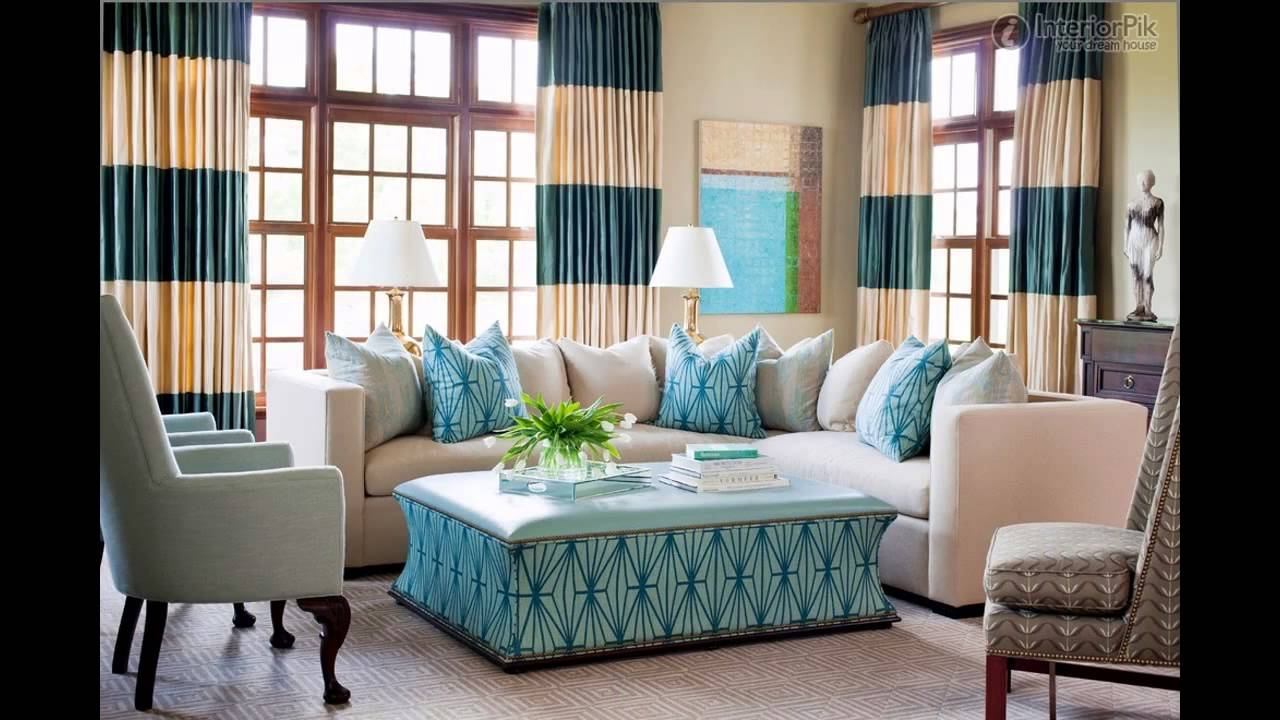 Beautiful Drapes For Living Room Part - 39: Beautiful Curtains For Living Room