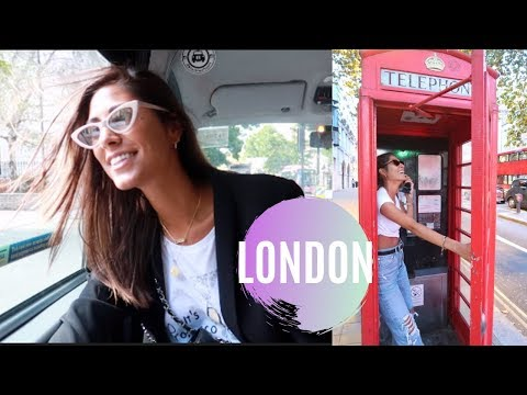 first time to London | travel vlog