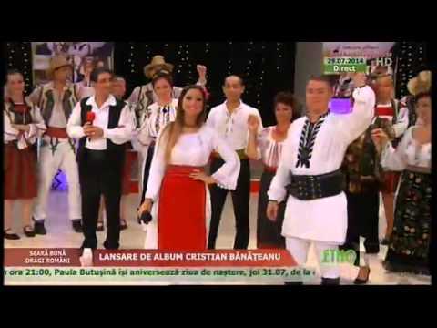 "Livia Pop  emisiune ""Seara buna dragi romani"" 2907"