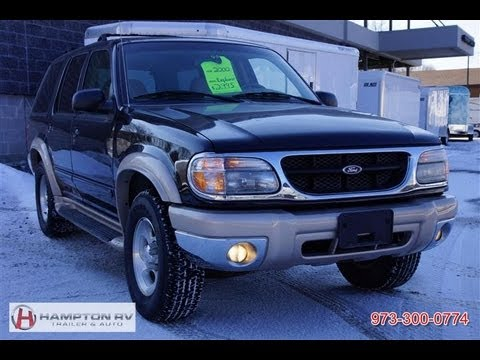 2000 ford explorer eddie bauer youtube. Black Bedroom Furniture Sets. Home Design Ideas