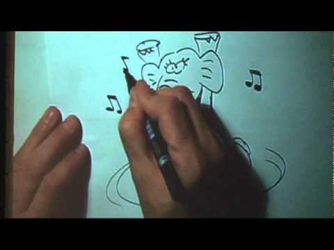 Musica a fumetti 2011 carnevale degli animali youtube