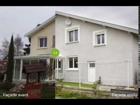 R novation maison avant apr s optir no youtube - Maison avant apres renovations exterieures ...