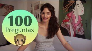 100 preguntas sobre mi :) Ninette Shibara @ninette_shibara