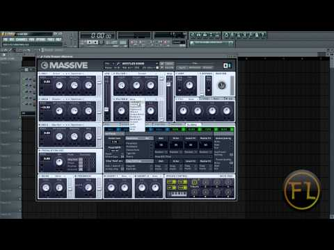 NI Massive: Learning the Basics to make your Ideal Synth