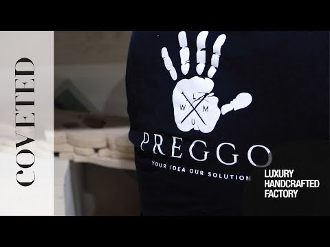 Be Astonished by the Hard-Working Nature of PREGGO Luxury Factory