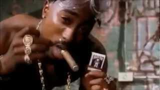 2Pac Ft. Danny Boy, K-Ci & JoJo, Aaron Hall - Toss It Up (Official Music Video) [HD]