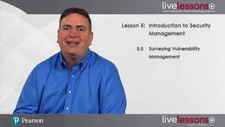 5 0 Lesson 5   Introduction to Security Management   Learning objectives