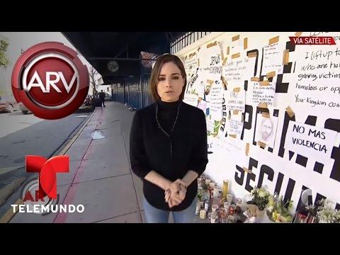 Nuevo detalles sobre tiroteo en colegio de Monterrey, México | Al Rojo Vivo | Telemundo