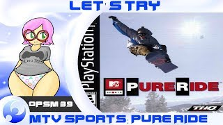 |Let's Try| MTV Sports: Pure Ride Demo