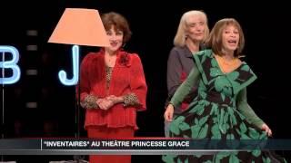 « Inventaires » de Philippe Minyana au Théâtre Princesse Grace