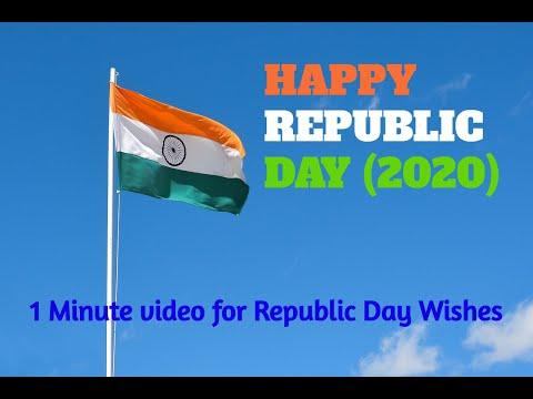 HAPPY REPUBLIC DAY WISHES HAPPY REPUBLIC DAY 2020
