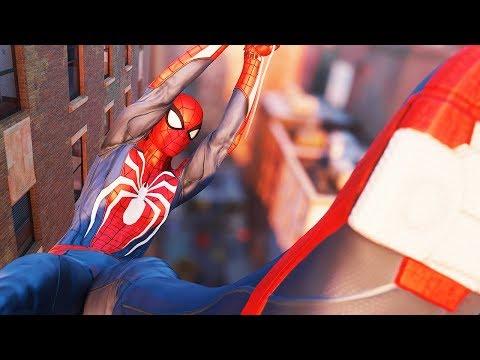 ВОЛОДЯ ПОЛУЧИЛ НОВЫЙ КОСТЮМ в Человек Паук на PS4 Прохождение Marvel's Spider Man ПС4