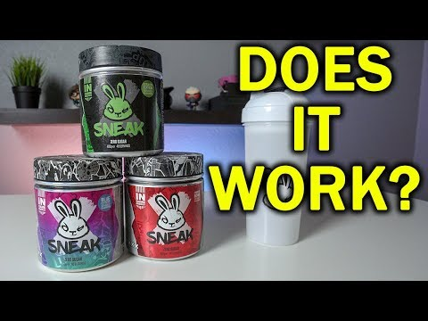 Can a Drink Make you Game Better? | SNEAK Gaming Energy Drink Review