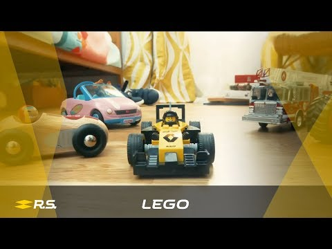 Renault Sport | The toy car race | 2018