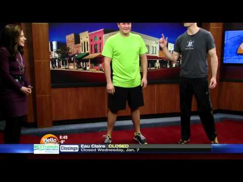WEAU Workout Wednesday 1 7 2015