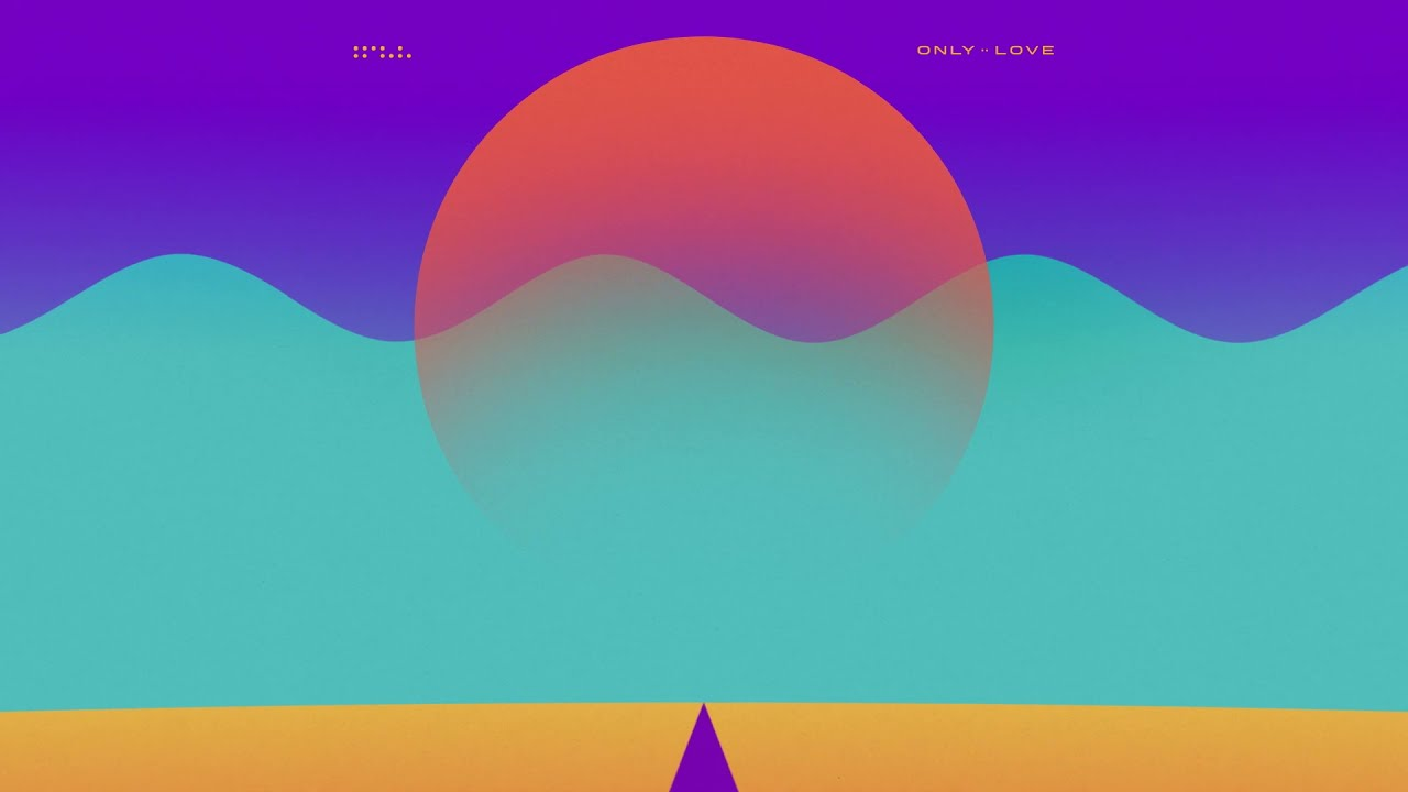 Tycho & Benjamin Gibbard – Only Love (Official Audio)