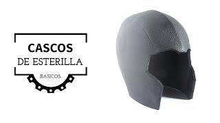 Cascos de Esterilla Básicos   Basic Foam Helmets