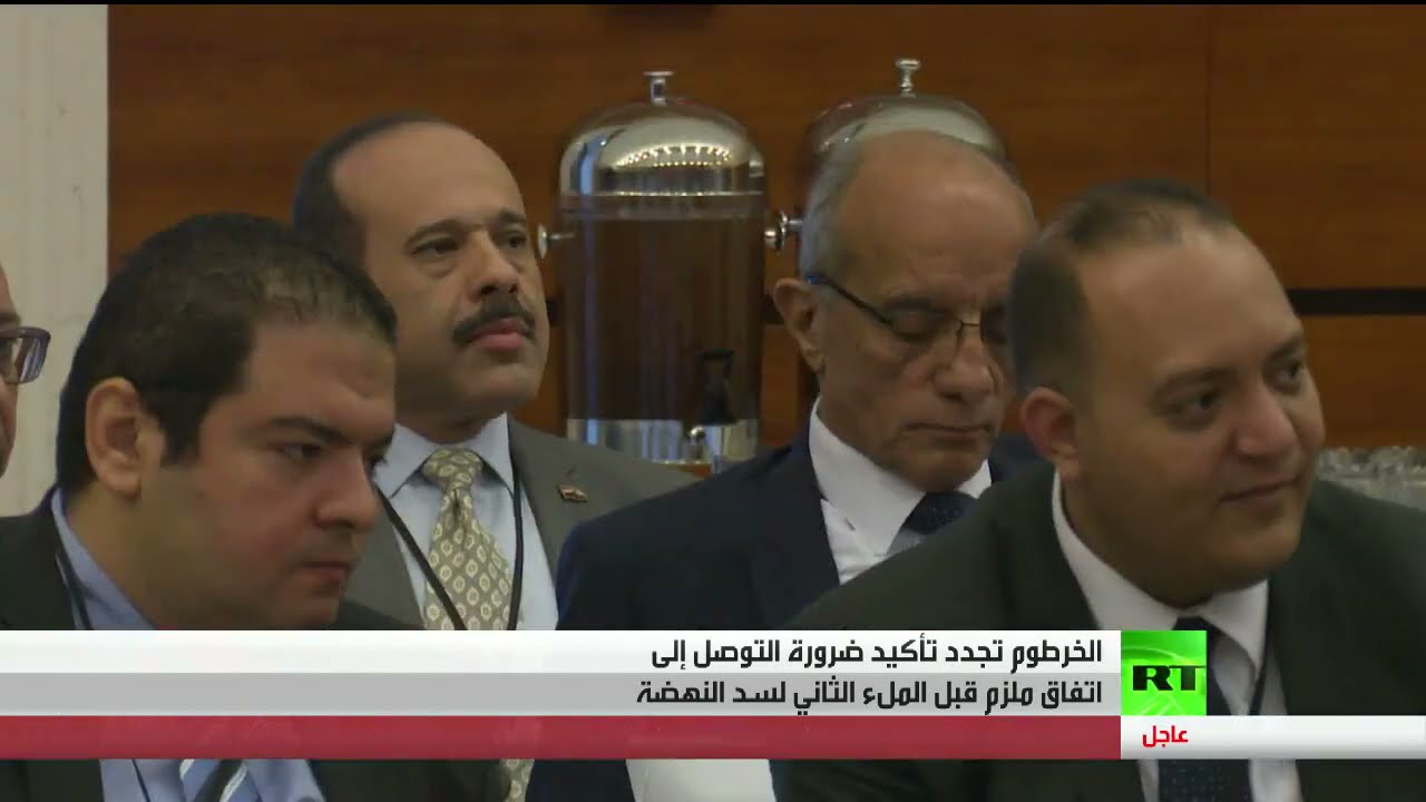 الخرطوم: ضرورة التوصل لاتفاق بشأن النهضة  - نشر قبل 3 ساعة