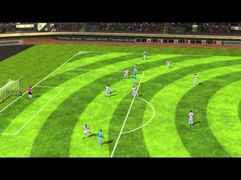FIFA 14 Android - Rigobertocarlos VS Argentinos Jrs.