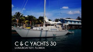 Used 1979 C & C 30 for sale in Longboat Key, Florida