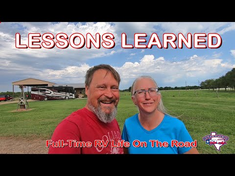 Full Time RV Life: Lessons Learned And Budgeting Tips