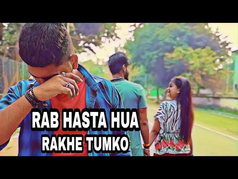 rab-hasta-hua-rakhe-tumko-|-taaron-ka-chamakta-gehna-ho-|-real-love-story-|-2020-|-bkpdeewane-grup