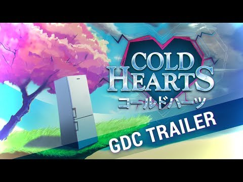 COLD HEARTS (GDC Trailer) - Visual Novel About Romancing Refrigerators
