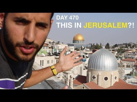 THIS IN JERUSALEM | Nas Daily