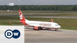 تخفيض النفقات في شركة  اير برلين للطيران | الأخبار