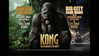 VIDEORECENZIA: Automat Kong: The 8th Wonder Of The World