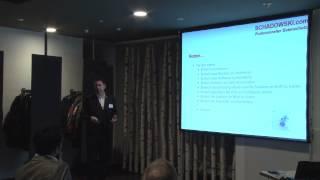 Dr. Ralf Schadowski gibt wertvolle Hinweise zum Datenschutz im Mittelstand (03/2013)