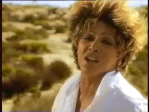 Tina Turner - Something Beautiful Remains (Promo Video)