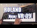 Download ROLAND VR-09 New Version Demo & Review [English Captions] MP3 song and Music Video