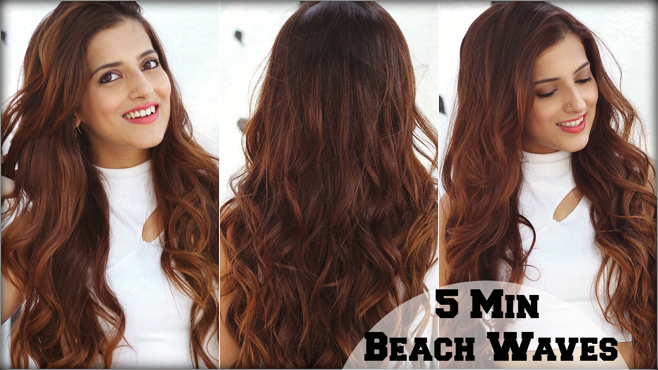 How to Get Voluminous, Beachy Waves for All HairTypes
