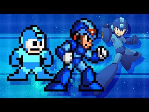 30 Years of The Blue Bomber: The Evolution of Mega Man - True Blue Hero