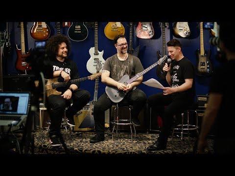 Chapman Guitars - In Conversation with Rob Chapman and Rabea Massaad