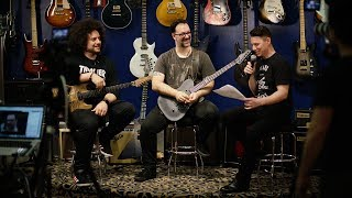Chapman Guitars - In Conversation with Rob Chapman and Rabea Massaad