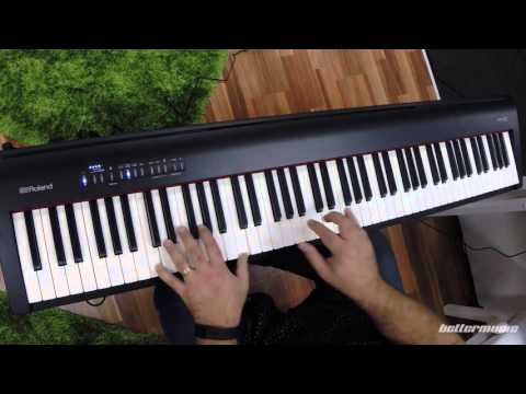 Roland FP-30 Digital Piano Demo | Better Music
