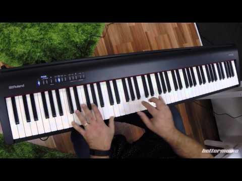 Roland FP-30 Digital Piano Demo | Better Music