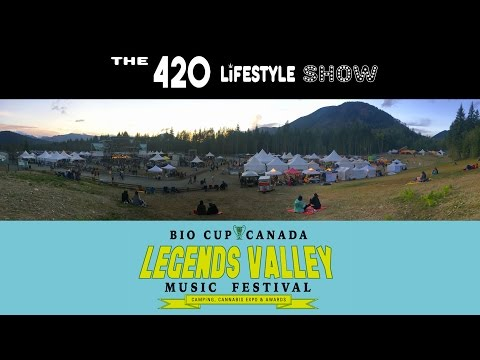 The 420 Lifestyle Show with Carly Marley: Bio Cup & Legends Valley Review