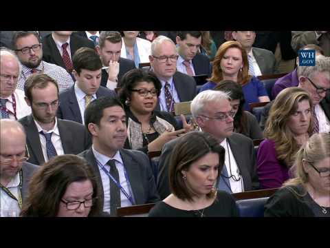 2/23/17: White House Press Briefing