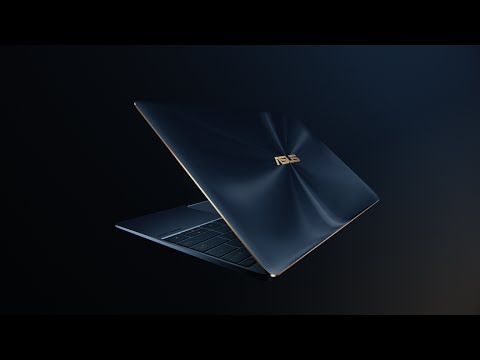 ASUS ZenBook 3- The world