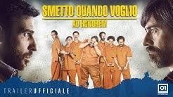 SMETTO QUANDO VOGLIO - Ad Honorem (2017) di Sydney Sibilia | Trailer Ufficiale HD