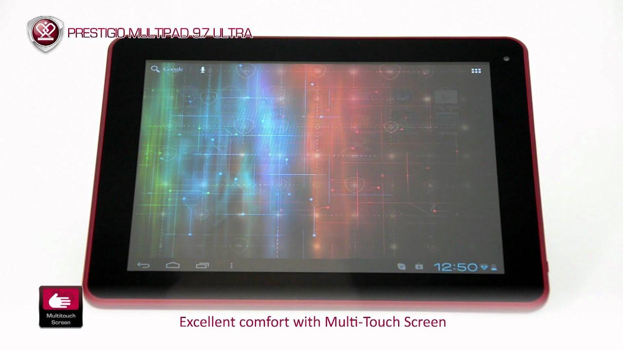 Prestigio MultiPad 9.7 Ultra Tablet Driver for Windows Download