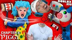 ROBLOX PIGGY CLOWN! Chapter 8: Lost My Head @ the Carnival (FGTEEV #58)