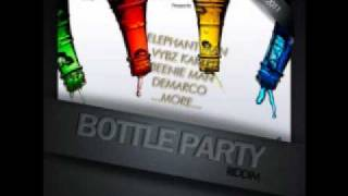 Bottle Party Riddim Mix  | DJ BiGGS | 2011