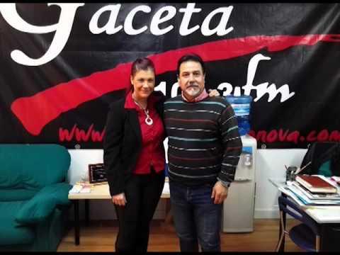 COLABORACION DE ELOISA LUA EN RADIO GACETA FM CARTAGENA - 29/04/2016